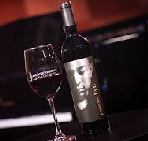 John Legend wine graphic