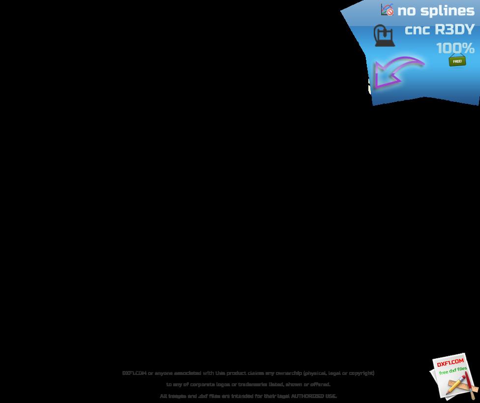 Free Dxf Files For Cnc Machines Wi Fi Zone Logo Cnc Dxf