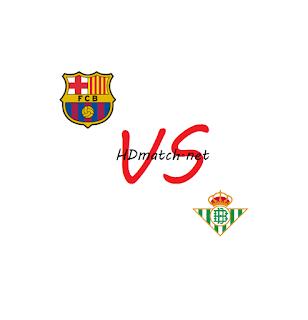 مباراة ريال بيتيس وبرشلونة بث مباشر مشاهدة اون لاين اليوم 9-2-2020 بث مباشر الدوري الاسباني يلا شوت real betis vs barcelona