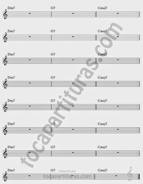 15A Tutorial aprender a improvisar 7 de 10 Desarrolo Ehercicio I - II - IV - I Modo Mayor