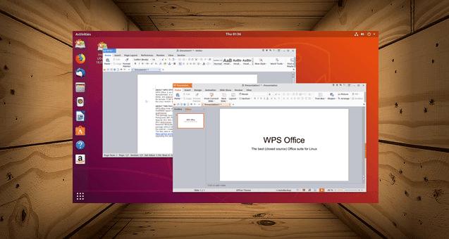 WPS Office Terbaru Pembaruan Linux