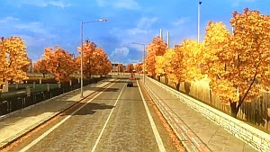 Real Autumn 2014 by Trul - ETS 2 mod