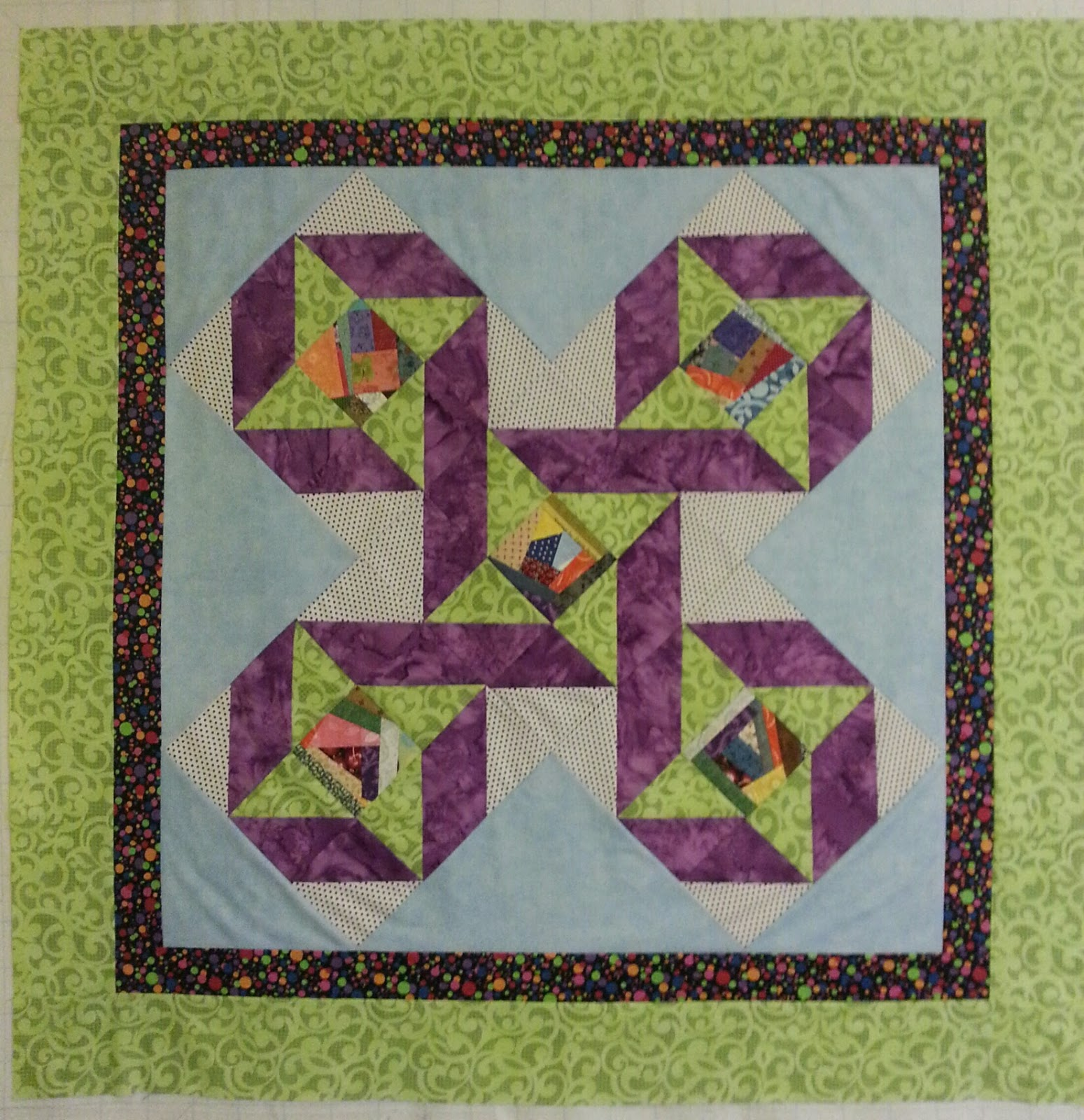 Quilt And Sew Forever Ribbons In The Sky Free Pattern