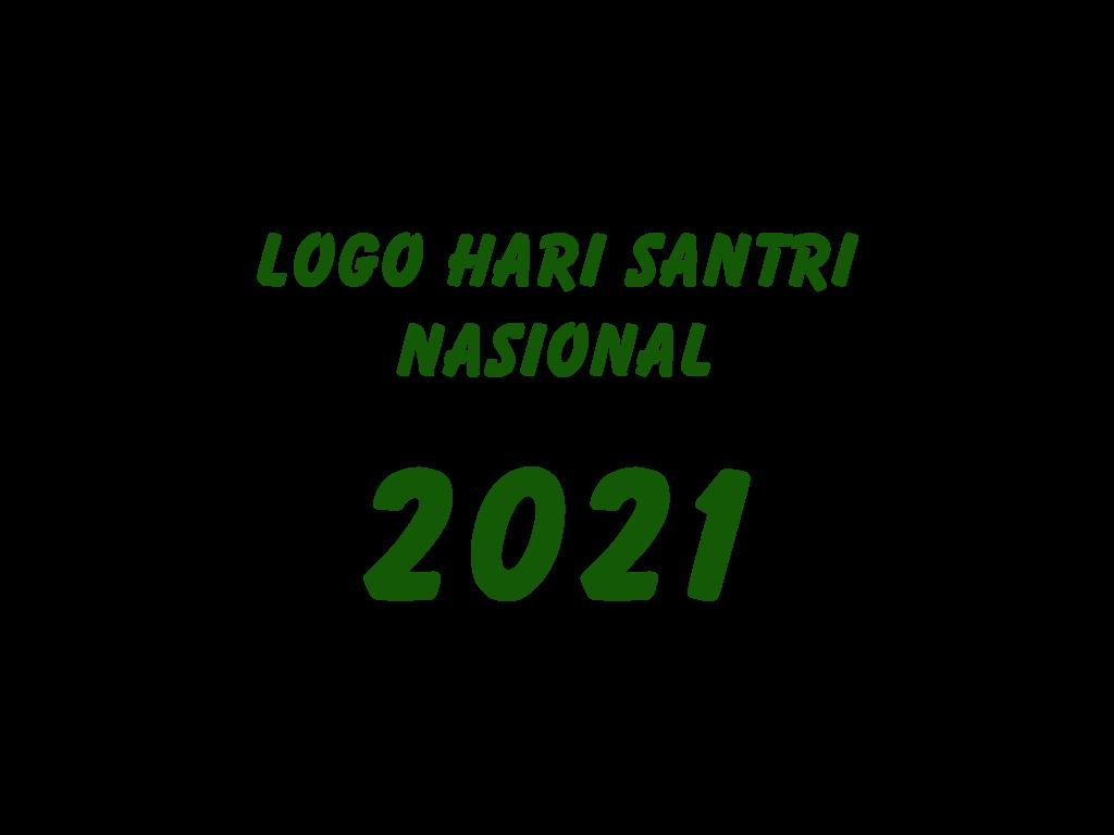 Logo Hari Santri 2021 PNG