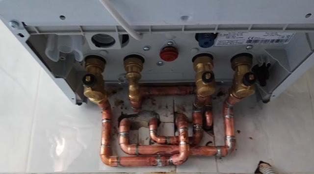 instalación de calefacción con caldera en Zaragoza
