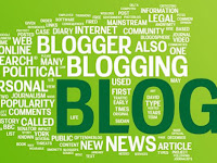 Pengertian Blog Blogging Blogger dan Blogspot