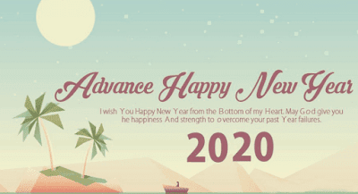 Happy New Years 2020 Eve Images