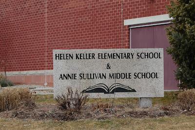 Keller Sullivan schools sign