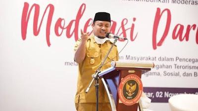 Plt Gubernur Sulsel Izinkan Salat Tarawih dan Idul Fitri di Masjid