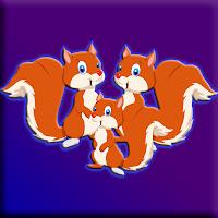 G2J Squirrel Family Escap…