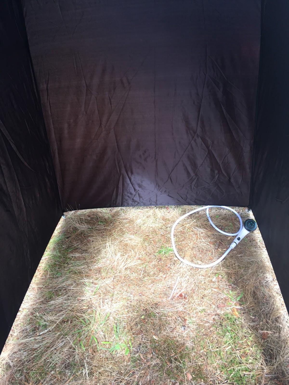 Camping, telt & udstyr: til le mans med eget 'badeværelse ...
