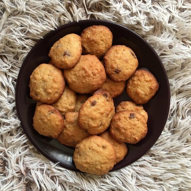 Tokeletes keksz | Amerikai csokis suti recept