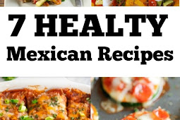 7 Healthy Mexican Recipes #healthymexicanrecipes #mexicanrecipes #keto #dinner #whole30