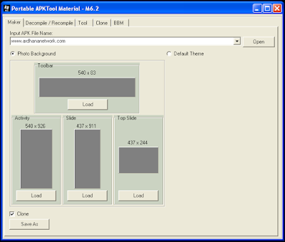 Portable APKTool M6.2