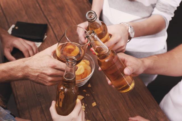 drankkaart, bieren, huiswijn, frisdranken