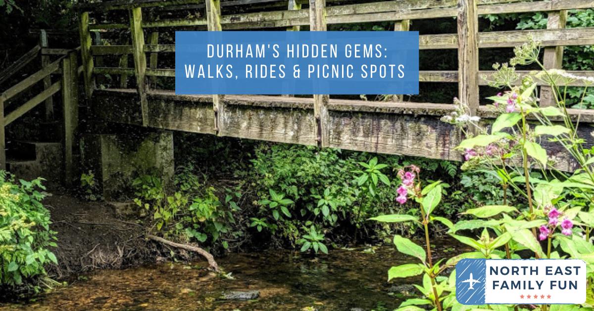 Title Image:Durham's Hidden Gems: Walks, Rides & Picnic Spots