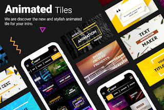 Legend - Intro Maker, Video Maker, Text Animation