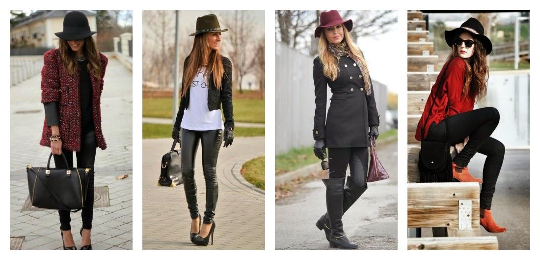 En cuanto el clima lo permite comenzamos a observar en las fotografías de  street style a chicas con sombreros de todo tipo 0b4a2d12ad5