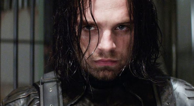 Sebastian Stan Soldado Invernal