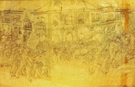 Carnaval - Alfredo Volpi e suas principais pinturas