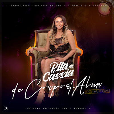 Rita de Cássia - EP - Parte - 01 - De Copo & Alma - Natal - RN - Novembro - 2019