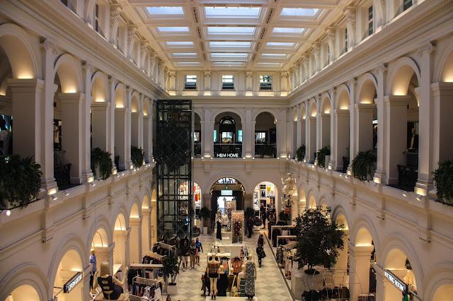 Melbourne H&M @ Melbourne CBD, Victoria, Australia 墨尔本市区 澳洲澳大利亞 維多利亞州