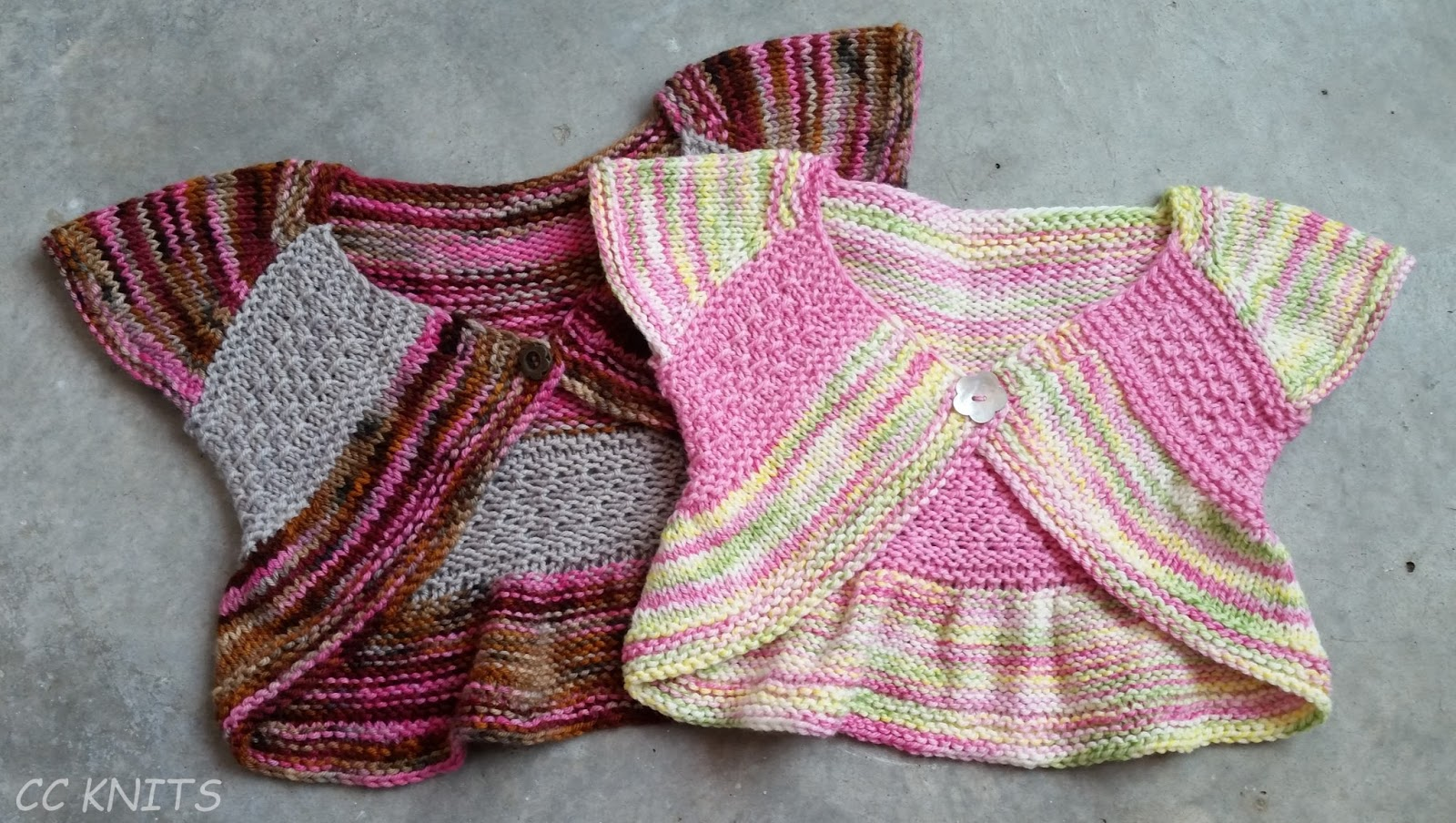 Shrug Patterns To Knit : CC Knits: Recommended pattern: Entrechat Shrug