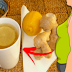 How To Remove Bloated Belly Naturally Using Ginger