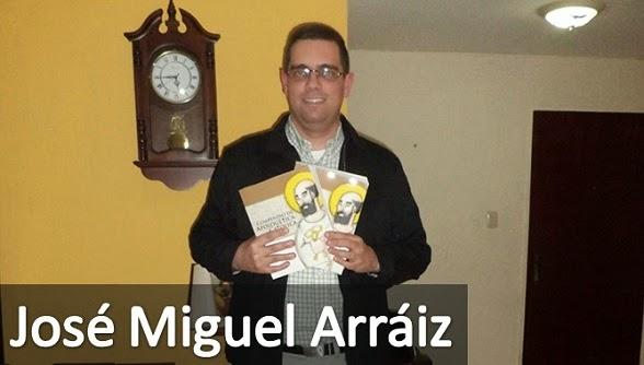 El escritor José Miguel Arráiz