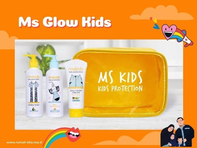 produk skincare ms glow kids