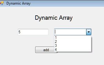 dynamic array vb.net