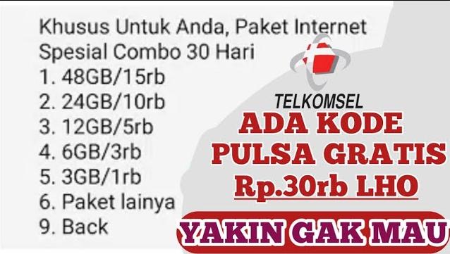 Cepetan Daftar Telkomsel Bagi Bagi Paket Internet Murah Sampai Kuota Gratis 10 Gb Rp 2 Ribuan