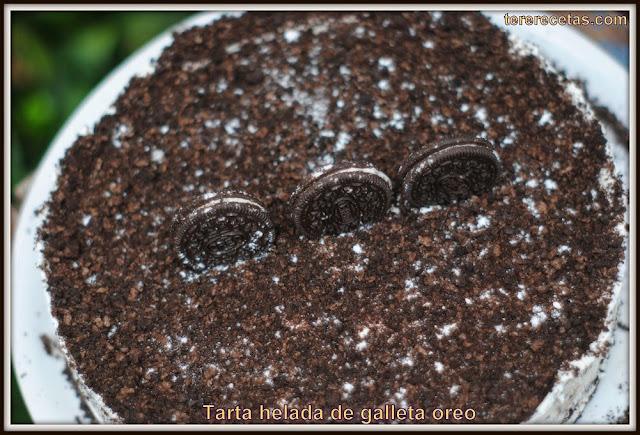 tarta helada galletas oreo 03