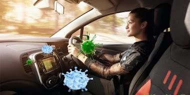 Vì sao cần khử mùi nội thất xe ô tô?