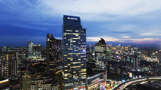 Gedung Raffles Jakarta