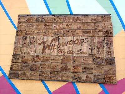 The Wildwoods By The Sea Living Postcard in North Wildwood, New Jersey