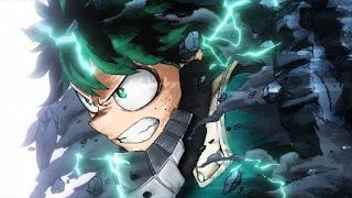 ヒロアカアニメ    緑谷出久  かっこいい   Midoriya Izuku   デク DEKU   僕のヒーローアカデミア アニメ   僕のヒーローアカデミア My Hero Academia   Hello Anime !