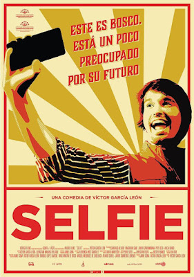 Selfie 2017 DVD R2 PAL Spanish