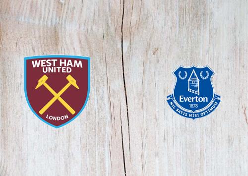 West Ham United vs Everton -Highlights 18 January 2020