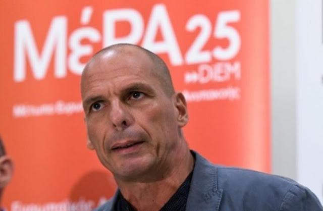 Κατεβαίνει και στις εθνικές εκλογές ο Γ. Βαρουφάκης