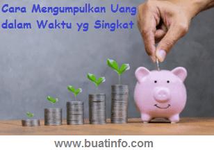 Buat Info - Cara Mengumpulkan Uang