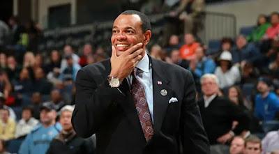 Grizzlies head coach list lionel hollins