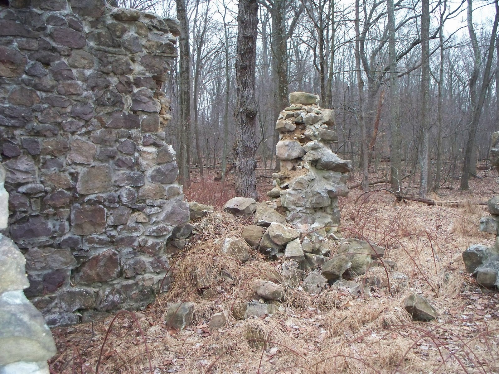A Taste For The Woods: Hopewell Furnace National Historic ...