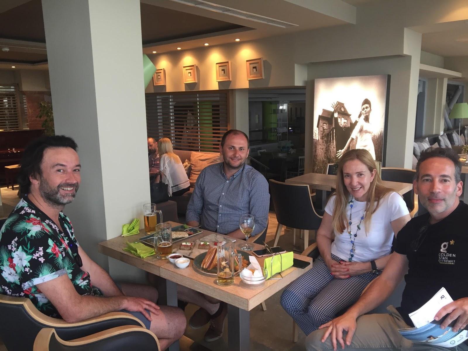 Fam trip για πολωνούς tour operators στη Θεσσαλονίκη των γεύσεων και της UNESCO