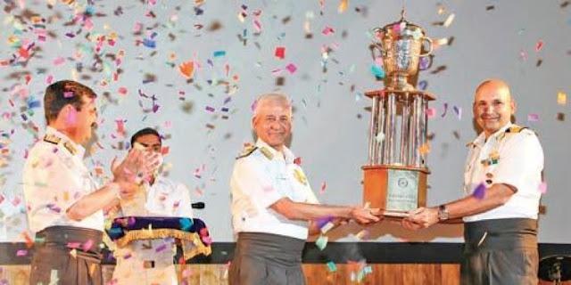 commanding eastern fleet rear admiral sanajay vatsayan