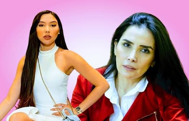 Hija de la exsenadora colombiana Aida Merlano habló de  los escándalos de su madre y de su nueva faceta como influencer