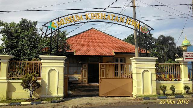 Rumah Sakit Jiwa dr Rajiman Wediodiningrat Lawang Malang