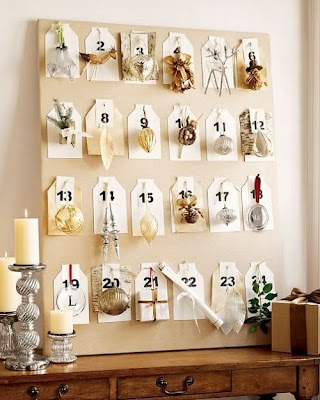 Unique Advent Calendar