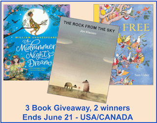 MIDSUMMER NIGHTS DREAM, THE ROCK FROM THE SKY, FREE