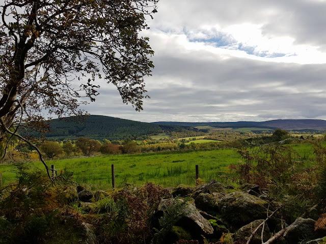 A weekend away in Aberdeenshire